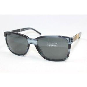 NWT Authentic Mens Burberry Square Sunglasses